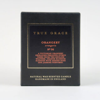 Scented Candle by True Grace - Orangery