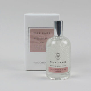 Scented Room Spray by True Grace - Moroccan Rose