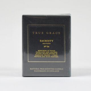 Scented Candle by True Grace - Sacristy
