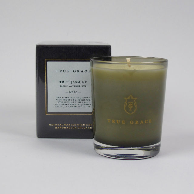 Scented Candle by True Grace - True Jasmine