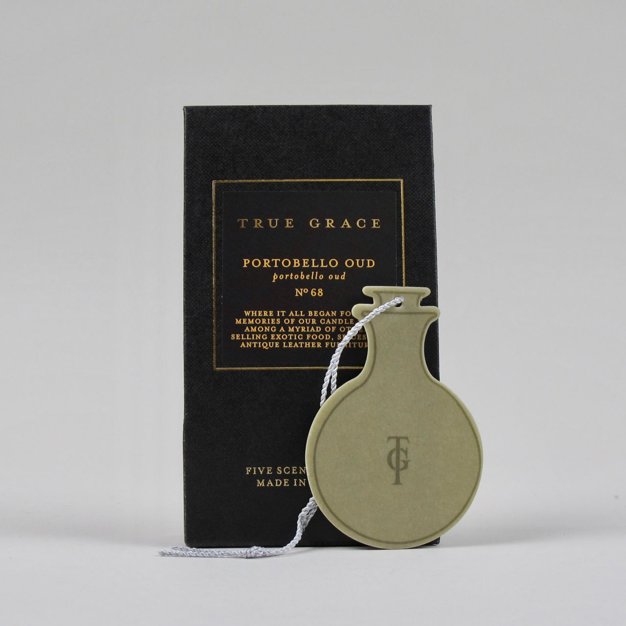 Scented Leaves by True Grace - Portobello Oud