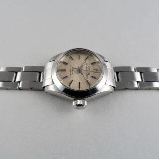 Tudor Oyster Princess ref. 7604/0 circa 1976   steel automatic lady's vintage wristwatch
