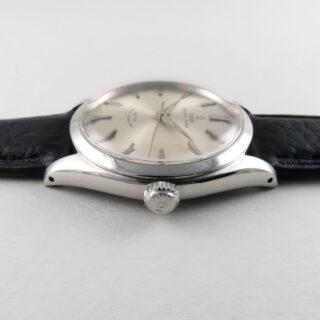 Tudor / Rolex Oyster Prince Ref. 7965 steel vintage wristwatch, dated 1960