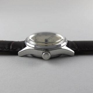 Steel Tudor / Rolex Oyster Ref. 4453 vintage wristwatch, circa 1945