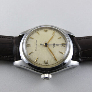 Tudor / Rolex Oyster Ref. 7803 steel vintage wristwatch, circa 1950