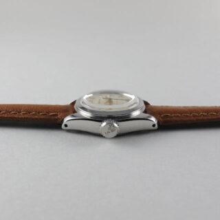 Steel Tudor / Rolex Oyster Ref. 7905 vintage wristwatch, circa 1955