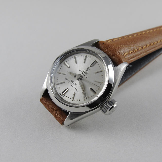 Tudor / Rolex Oyster Royal Ref. 7935 steel vintage wristwatch, dated 1964