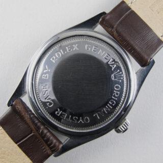 Tudor / Rolex Oysterdate Ref. 7966 steel vintage wristwatch, dated 1959