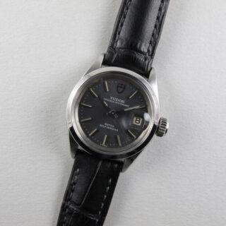 Tudor / Rolex Princess Oysterdate Ref. 7616 steel vintage wristwatch, circa 1973