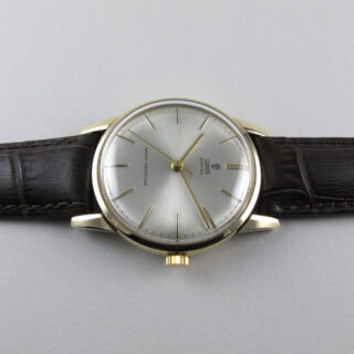 Gold Tudor / Rolex Royal vintage wristwatch, hallmarked 1968