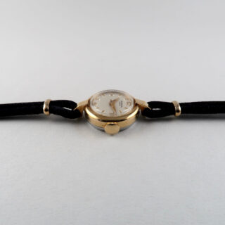 Universal Genève Ref.45525 1 circa 1955 | gold capped/steel manual vintage cocktail watch