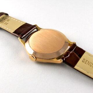 Pink Gold Vacheron Constantin vintage wristwatch, circa 1945