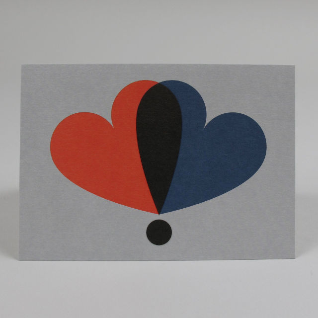 Valentine Heart Card from Pressed & Folded