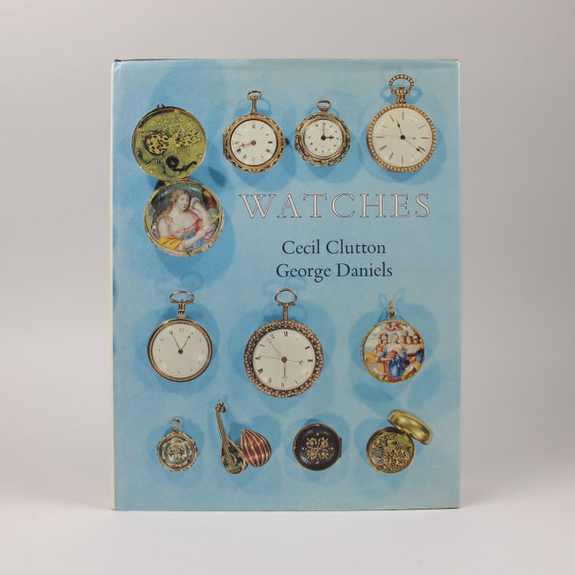 Watches by Cecil Clutton & George Daniels - First Edition