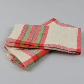 Vintage French Cotton Napkin