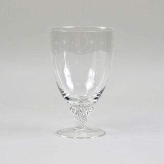 Bistro Wine Glass with Stars