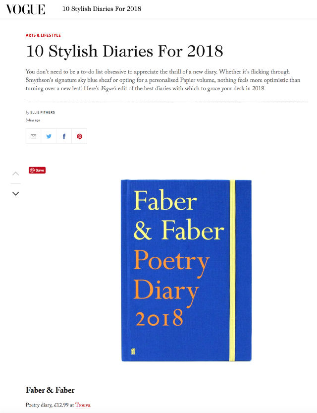 vogue best diaries 2018-1