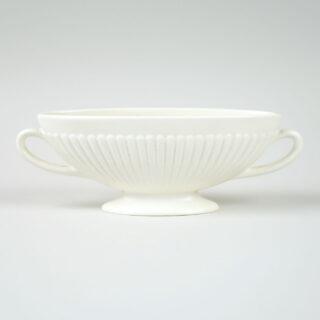 Small Wedgwood Ribbed Vase
