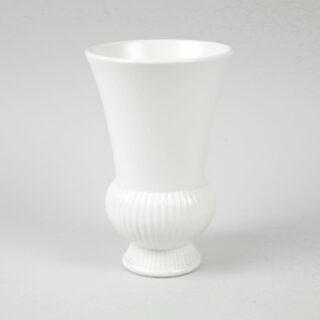 Wedgwood Tulip Form Ribbed Vase