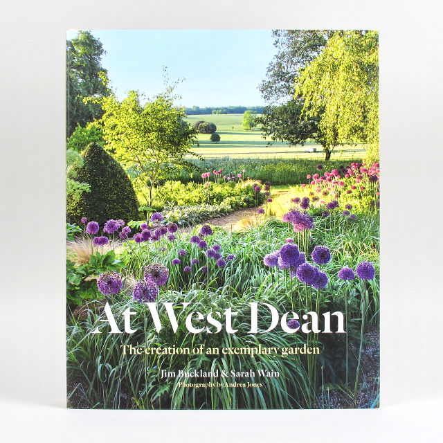 At West Dean - Sarah Wain and Jim Buckland