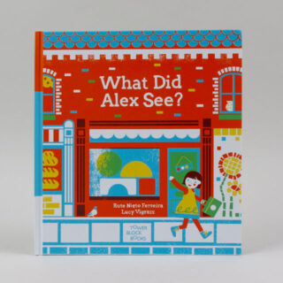 what did alex see book lucy vigrass 01