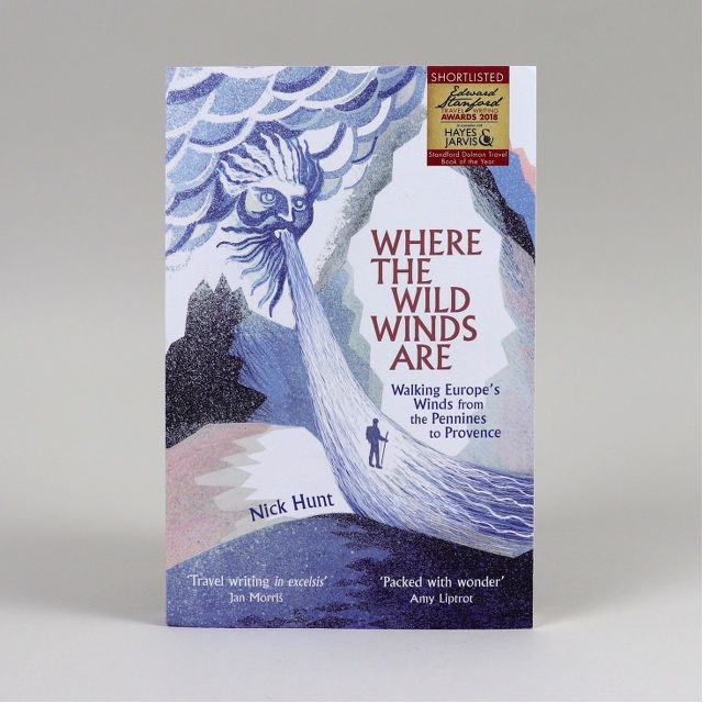 Where the Wild Winds Are - Nick Hunt