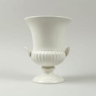 Wedgwood Campana Form Vase - White