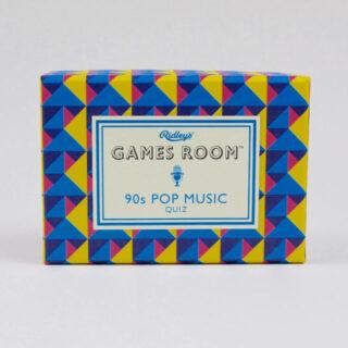 Boxed 90s Pop Music Quiz