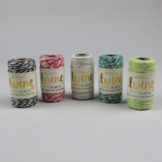 Wild Wolf Multi Coloured Twine 40 Metres Cowwt 6