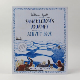 william grill shackletons journey activity book 01