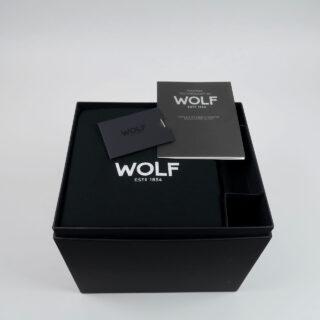 Wolf Axis Watch Winder with Storage